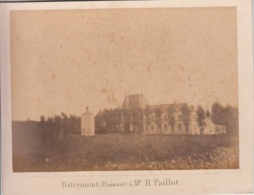 28875g   Bitremont - Hainaut à Mr. H. Paillot - Photos