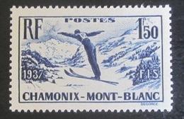 France - YT 334 * - Nuovi