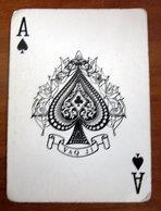 ASSO DI PICCHE VAQ CARTA DA GIOCO - Kartenspiele (traditionell)