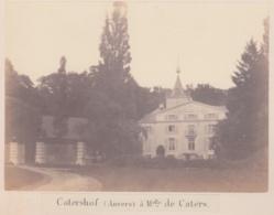 28920g   Catershof Anvers à Melle De Caters - Foto's