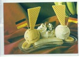 1987 Pocket Calendar Calandrier Calendario Portugal Gelados Icecream Glace Helados Emanha Gelataria Figueira Da Foz - Calendarios