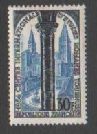 France Neuf Sans Charnière  1954 Centre International D'études Romanes Architecture Eglise    YT 986 - Frankreich