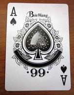 ASSO DI PICCHE BIN WANG  CARTA DA GIOCO - Kartenspiele (traditionell)