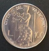 VATICAN - VATICANO - 100 LIRE 1979 - Jean Paul II - KM 146 - Vatican