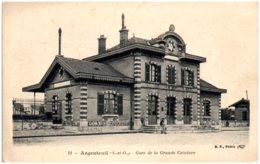 95 ARGENTEUIL - Gare De La Grande Ceinture - Argenteuil