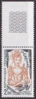 Frankreich, 1984, Mi.Nr. 2448, MNH **, Kunsthandwerk: Stechen.  Arts Et Métiers : La Gravure. - Unused Stamps