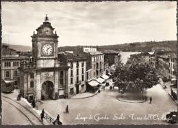 Salo 1956 - Lago Di Garda - Torre Dell'Orologio - Altre Città
