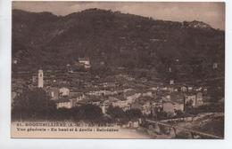 ROQUEBILLIERE (06) - VUE GENERALE - EN HAUT A DROITE BELVEDERE - Roquebilliere