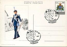 52336  San Marino, Special Postmark 2002 UFO,oggetti Volanti,unidentified Flying Objects,objets Volants Non Identifiés, - Astronomy