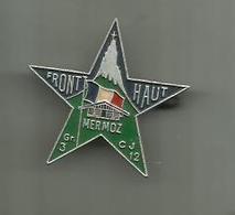 MEDAILLE FRONT HAUT MERMOZ Gr 3 C J 12 - Wintersport