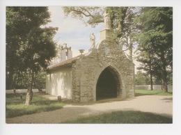 Urrugne: La Chapelle Notre Dame De Soccori (cp Vierge N°3021) - Urrugne