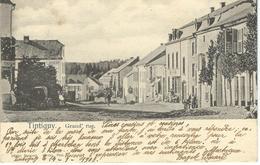 TINTIGNY : Grand'Rue - RARE CPA - Cachet De La Poste 1903 - Tintigny