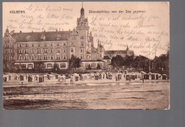 REF 474 : CPA Allemagne Germany Kolberg - Da Identificare