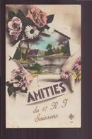 AMITIES DU 67 RGT INFANTERIE SOISSONS 02 - Soissons