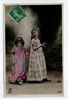 - CPA JEUX / LE DIABOLO / ENFANTS - Editions K.F. 2261 - - Games & Toys