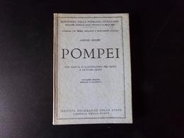 Pompei Par Maiuri, 1964, 182 Pages - Livres, BD, Revues