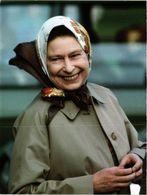 CPM AK HM Queen Elizabeth II BRITISH ROYALTY (836326) - Royal Families