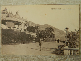 MONTE CARLO      LES TERRASSES - Monte-Carlo