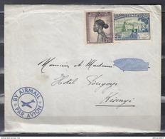 Air Mail Van Goma Naar Kiseny - 1923-44: Briefe U. Dokumente