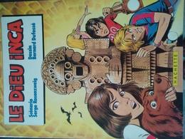 Club Des Cinq. Le Dieu Inca - Boeken, Tijdschriften, Stripverhalen