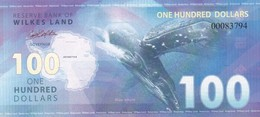 WILKES LAND 100 DOLLARS 2014 PRIVATE ISSUE - Andere