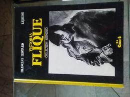 Francine Léonard. Victoria Flique - Boeken, Tijdschriften, Stripverhalen
