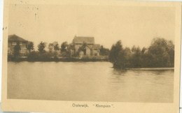 Oisterwijk 1931; Klompven - Gelopen. (A.G. V.d. Boogaard - Oisterwijk) - Nederland