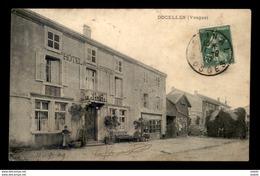 88 - DOCELLES - HOTEL DE LA POSTE - VOIR ETAT - Autres Communes