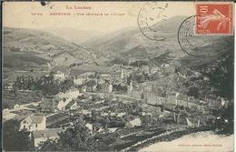 LOZERE : Meyrueis, Vue Générale De L'Ouest - Meyrueis