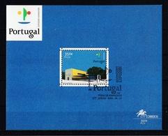 Portugal 2000 : Bloc Feuillet N° 166 Oblitération 1er Jour : Expo 2000. - Blocks & Kleinbögen