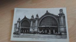 CPA - 219. TOURS La Gare - Tours
