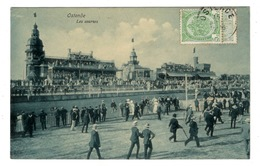 BELGIQUE - OSTENDE Les Courses - Oostende