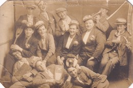 PHOTO Souvenir De L'Enterrement De Vie De Garçon Le 16 Août 1930 - Evénements