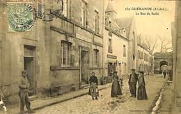 CPA - France - (44) Loire Atlantique - Guérande - La Rue De Saillé - Guérande
