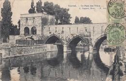 TOURNAI / LE PONT DES TROUS  1907 - Tournai