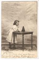 K 566 , VERY OLD ( 1904 ) FANTASY POSTCARD  , CHILDREN - Sin Clasificación