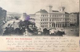 """AUSTRIA......OSTERREICH......Wien, Vienna,......Bahnhof, """" Franz Josefs """".   1894 - Other"""