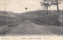 LOBBES / ALLEE DE L ABBAYE   1910 - Lobbes