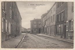 20A183 ETAIN Rue Des Magasins 2 SCANS - Etain