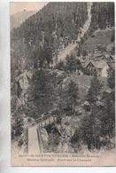 SAINT MARTIN VESUBIE (06) - GRAND HOTEL DES ALPES - PLACE FELIX FAURE - Saint-Martin-Vésubie