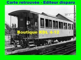 BVA 641-06 - Voiture De 3éme Classe En Gare - VILLEFRANCHE-VERNET-LES-BAINS - Pyrénées Orientales - Other Municipalities