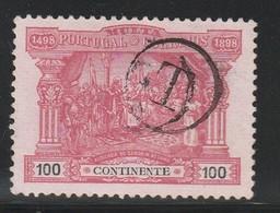 PORTUGAL - TAXE N°5 Obl (1898) - Port Dû (Taxe)