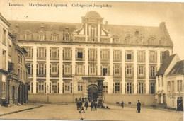 Louvain NA223: Marché Aux Légumes. Collège Des Joséphites 1912 - Leuven