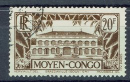 Congo - N° 134 Oblitéré - Cote 30 € - Gebruikt