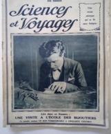 1924 ECOLE DES BIJOUTIERS RUE CHARON - LES FORÇATS DE GUYANE - VILLAGE DES EYZIES - LA CALIFORNIE - PUB MECCANO - Books, Magazines, Comics