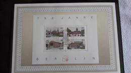 44 X Ersttagsblatt Im Schuber Berlin Der Deutschen Bundespost 1989 -- 1991 Briefmarken - [7] Repubblica Federale