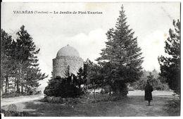 VALREAS 84 VAUCLUSE LE JARDIN DE PIED-VAURIAS - Valreas