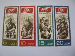 DDR  1268 - 1271  O - [6] Democratic Republic