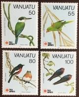 Vanuatu 1991 Philanippon Birds MNH - Vogels