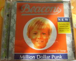 CD  PUNK - BELISHA BEACON / MILLION DOLLAR PUNK - LOST AND FOUND RECORDS - Punk